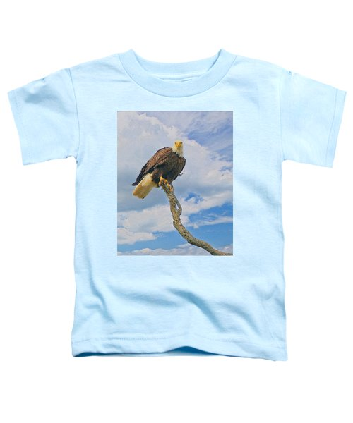 Eagle Eyes Toddler T-Shirt