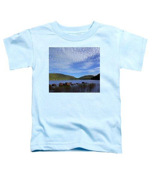 Eagle Lake Toddler T-Shirt