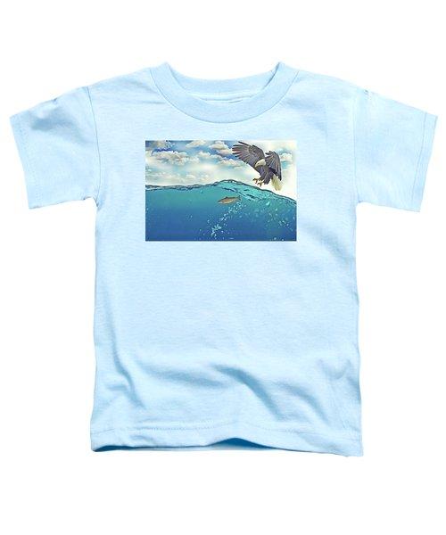 Eaglenfish Toddler T-Shirt