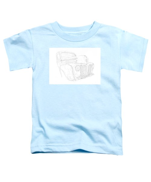 Early Ford Truck Toddler T-Shirt