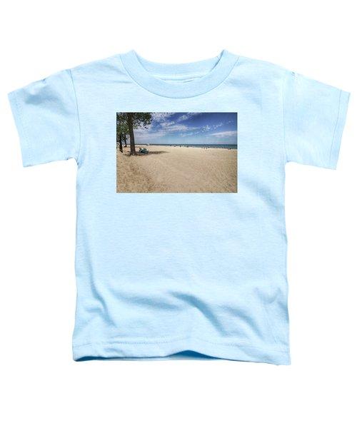 Early Morning Beach Toddler T-Shirt