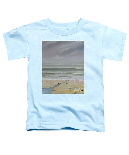 Early Morning Fog Toddler T-Shirt