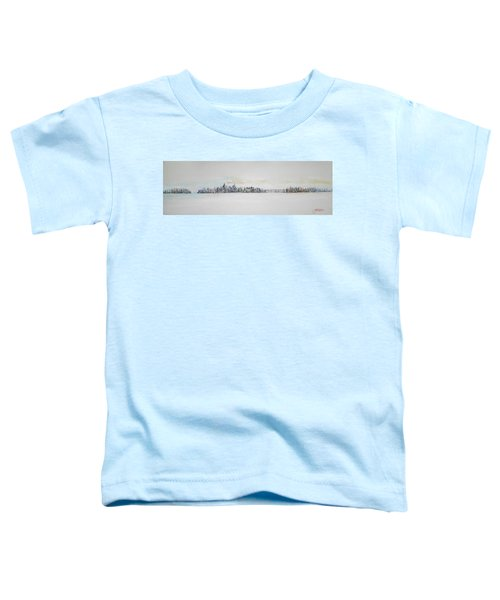 Early Skyline Toddler T-Shirt
