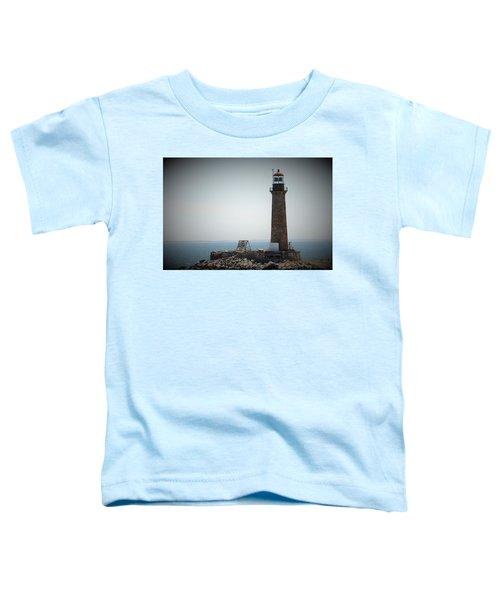East Coast Lighthouse Toddler T-Shirt