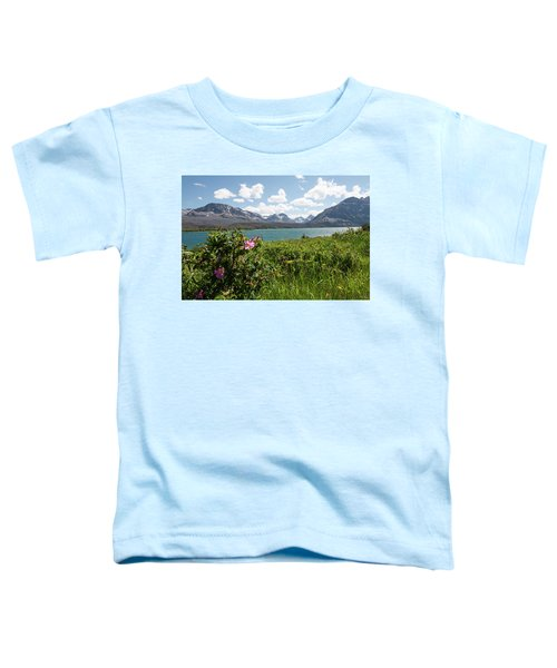 East Glacier National Park Toddler T-Shirt