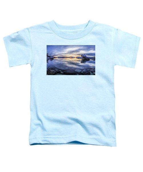 East Shore Sunset Toddler T-Shirt