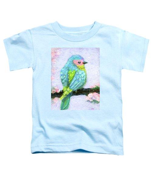 Easter Bird Toddler T-Shirt