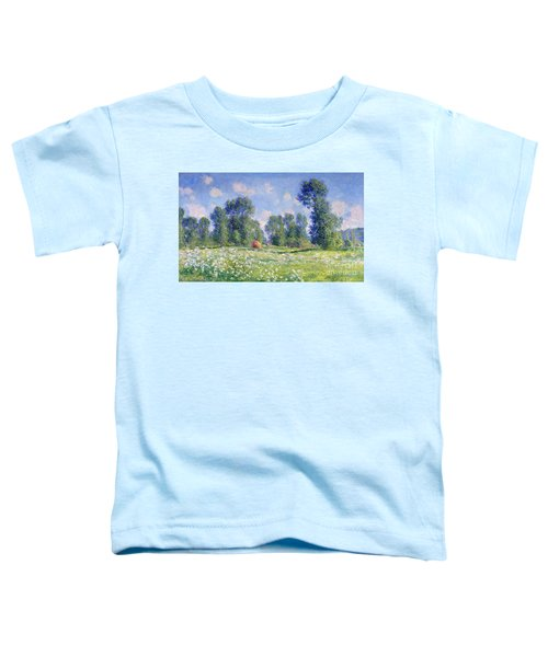 Effect Of Spring At Giverny Toddler T-Shirt