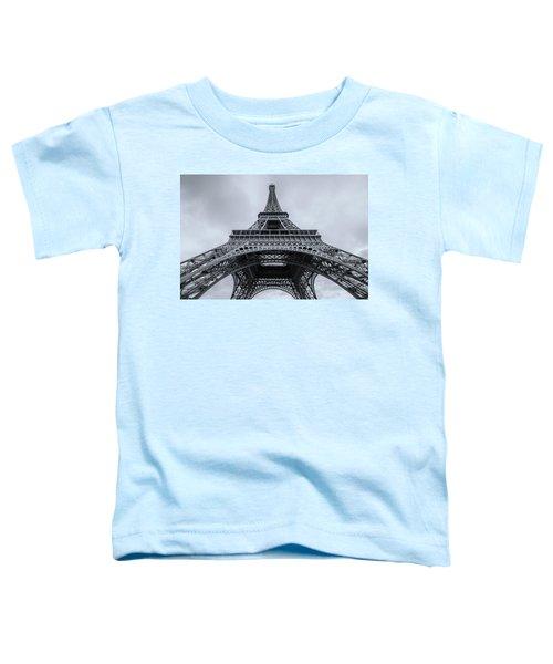 Eiffel Tower 3 Toddler T-Shirt