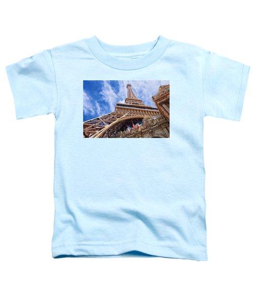 Eiffel Tower Las Vegas  Toddler T-Shirt