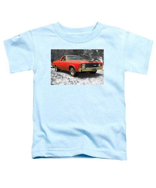El Camino 1 Toddler T-Shirt