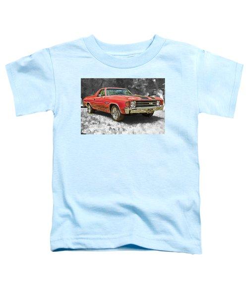 El Camino 2 Toddler T-Shirt