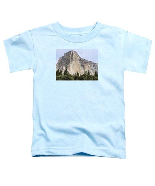 El Capitan Yosemite Valley Yosemite National Park Toddler T-Shirt