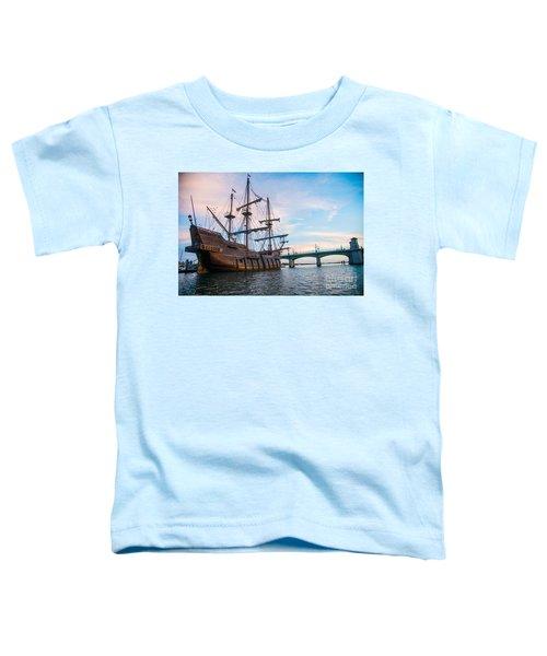 El Galeon Toddler T-Shirt