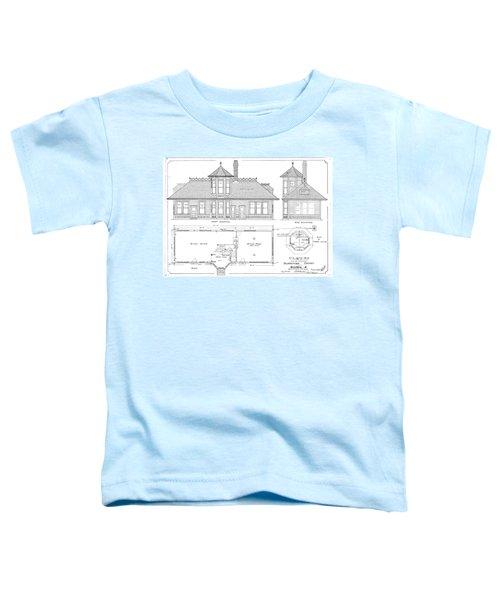 Elyria, Oh Station Toddler T-Shirt