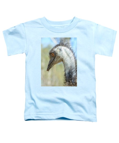 Emu 3 Toddler T-Shirt