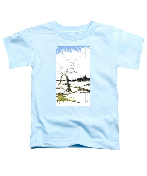 Energy . Tree Toddler T-Shirt