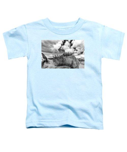 Equine Toddler T-Shirt