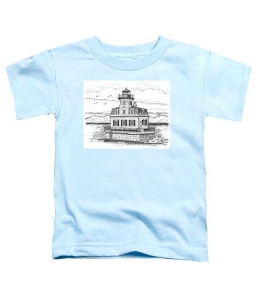 Esopus Meadows Lighthouse Toddler T-Shirt