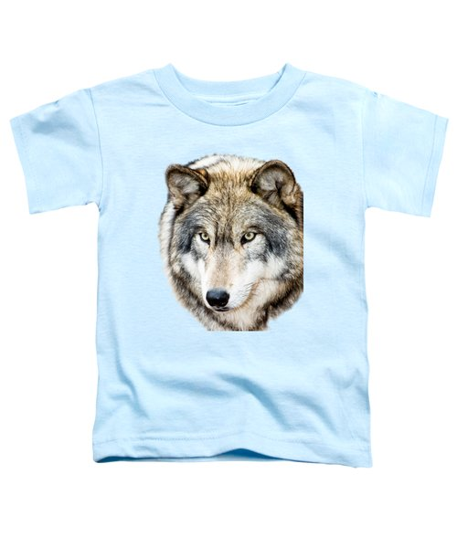 Essence Of Wolf Toddler T-Shirt