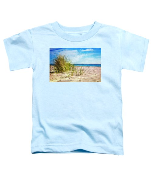 Etchings In The Sand Toddler T-Shirt