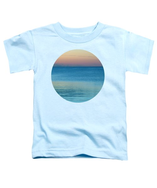 Evening At The Lake Toddler T-Shirt