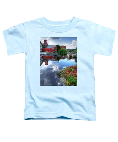 Exeter New Hampshire Toddler T-Shirt