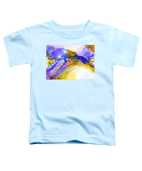 Expressive #3 Toddler T-Shirt