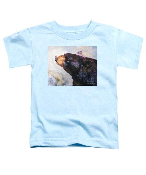 Eyes Turned Skyward Toddler T-Shirt