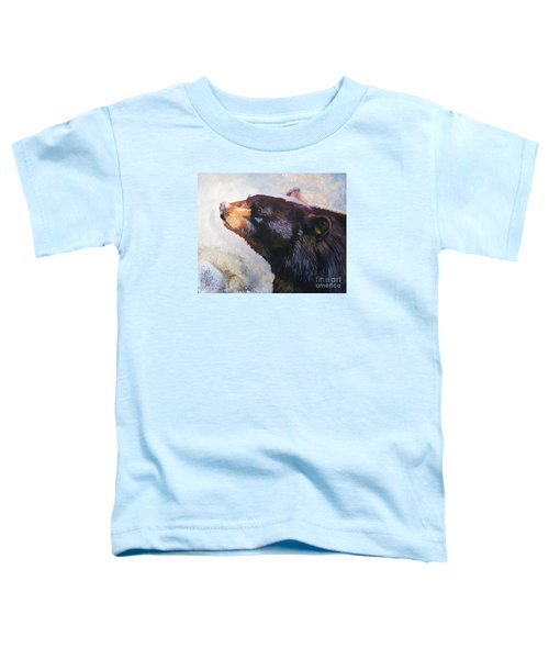 Eyes Turned Skyward Toddler T-Shirt