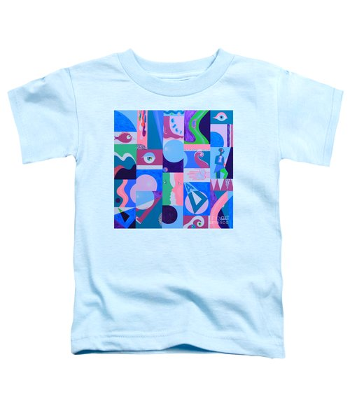 Face-to-face  Toddler T-Shirt