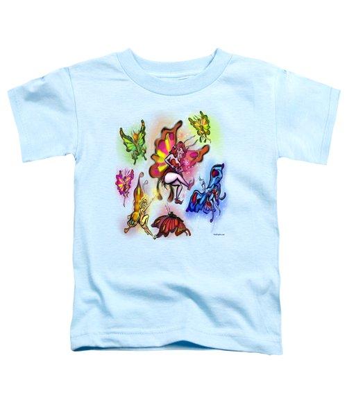 Faeries Toddler T-Shirt