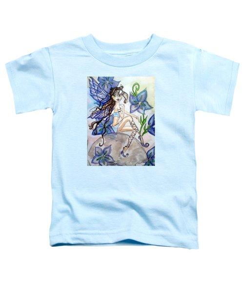 Fairy Blue Toddler T-Shirt