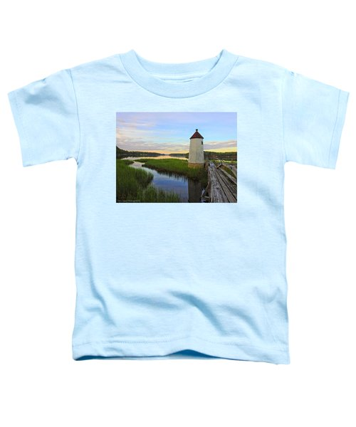 Fairy Tale On The River Toddler T-Shirt