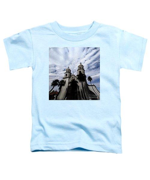 Faith Arizona Toddler T-Shirt