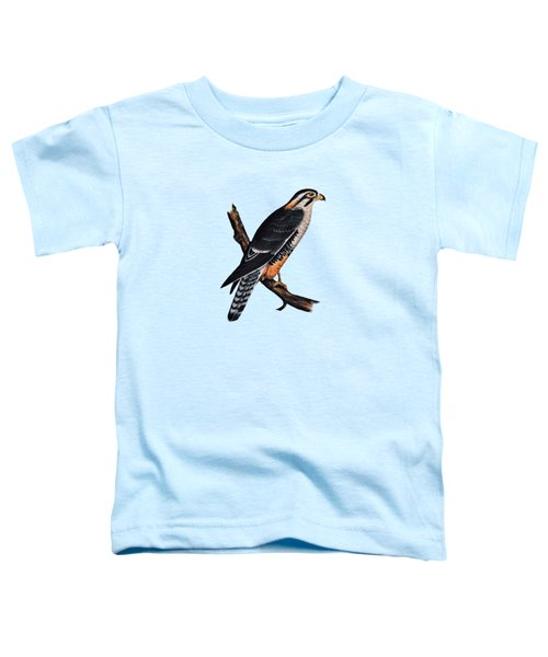 Falcon Aplomado Falcon Toddler T-Shirt by Movie Poster Prints