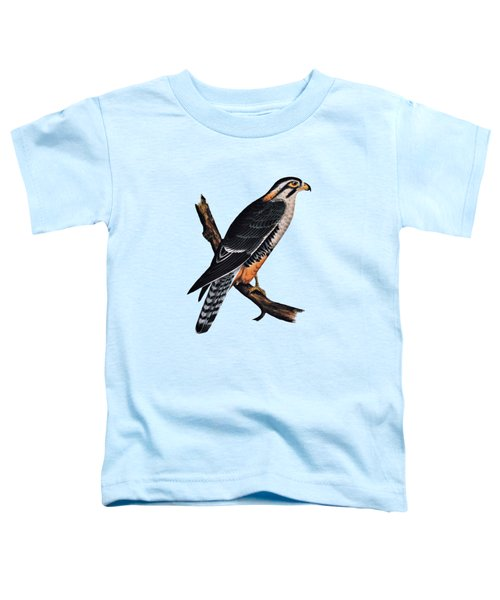 Falcon Aplomado Falcon Toddler T-Shirt