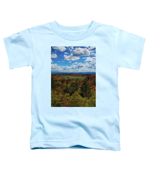 Fall On Four Mile Road Toddler T-Shirt