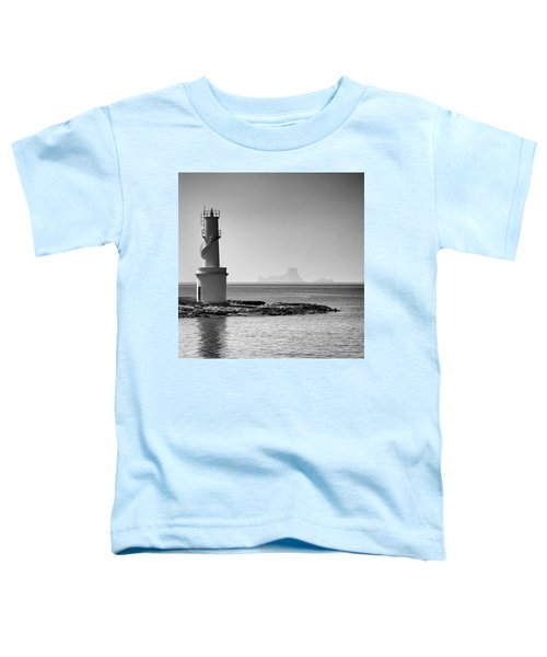 Far De La Savina Lighthouse, Formentera Toddler T-Shirt