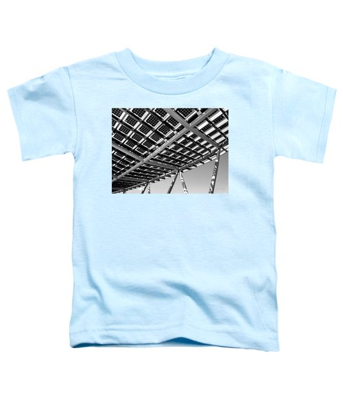 Farming The Sun - Architectural Abstract Toddler T-Shirt