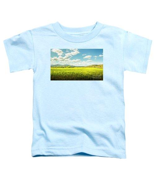 Farmland Colour Toddler T-Shirt
