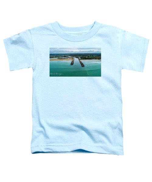 Fenway Beach Breakwater Toddler T-Shirt
