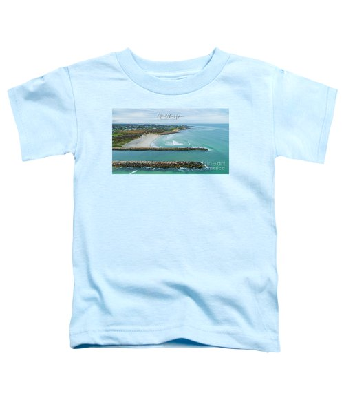 Fenway Beach, Weekapaug Toddler T-Shirt
