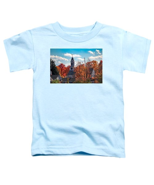 First Congregational Church Of Southampton Toddler T-Shirt