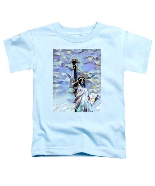 First Lady Of The United States Toddler T-Shirt