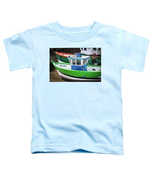 Fishing Boats Toddler T-Shirt