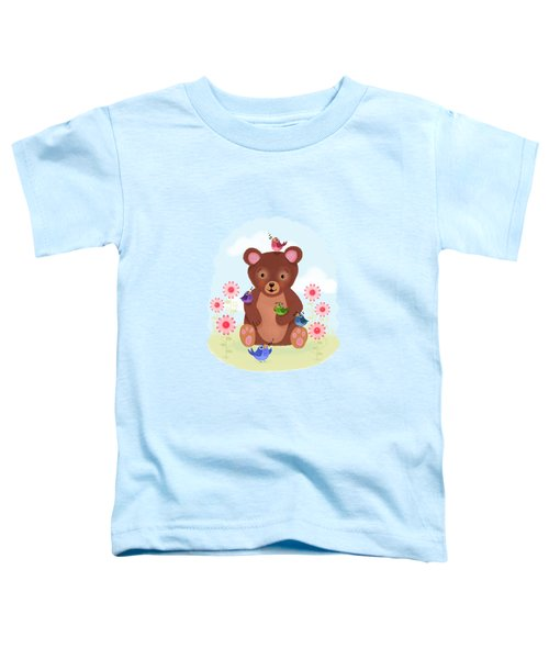 Five Chirp Harmony Toddler T-Shirt
