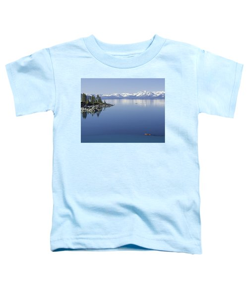 Flatwater Kayak Toddler T-Shirt