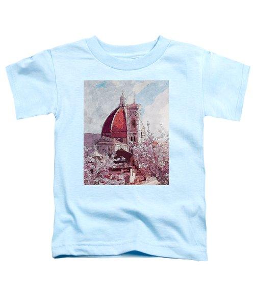 Florence - 16 Toddler T-Shirt