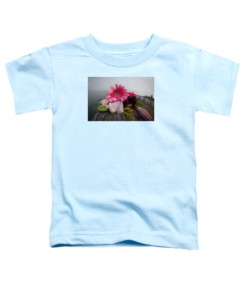 Toddler T-Shirt featuring the photograph We All Die Sometime by Lora Lee Chapman